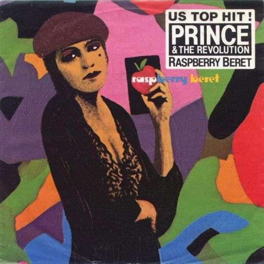 Coverafbeelding Prince and The Revolution - Raspberry Beret