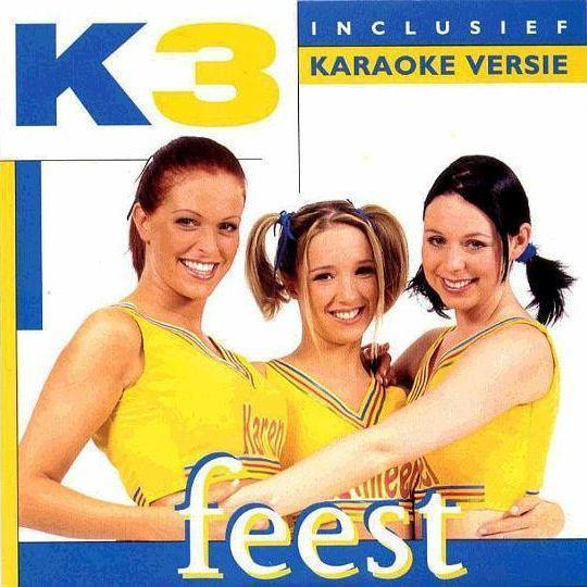 Coverafbeelding Feest - K3