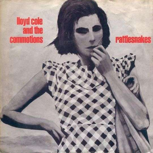Coverafbeelding Lloyd Cole and The Commotions - Rattlesnakes