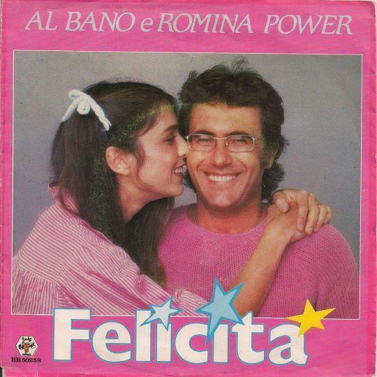 Coverafbeelding Felicita - Al Bano E Romina Power
