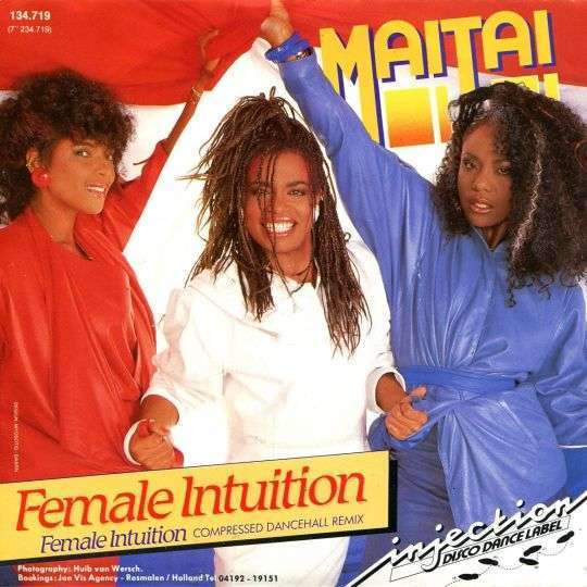 Coverafbeelding Female Intuition - Mai Tai
