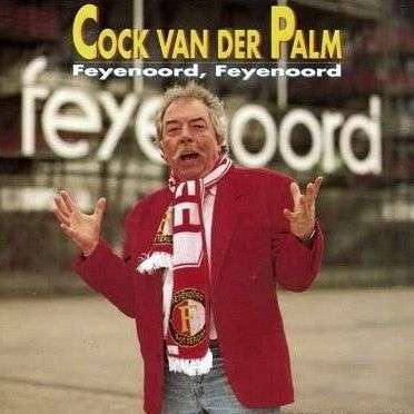 Coverafbeelding Feyenoord, Feyenoord - Cock Van Der Palm