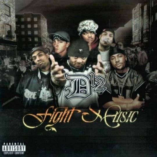 Coverafbeelding Fight Music - D12