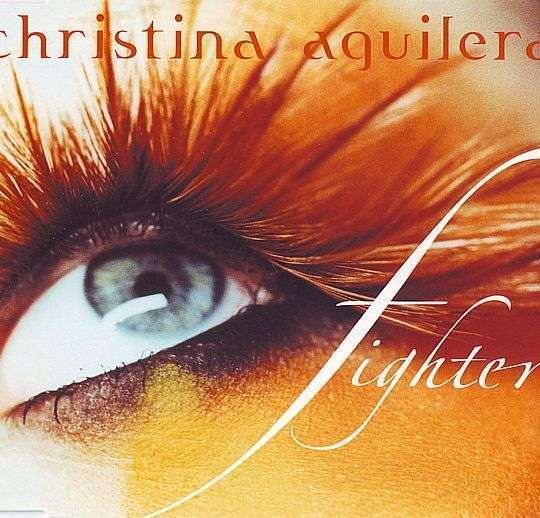 Coverafbeelding Fighter - Christina Aguilera