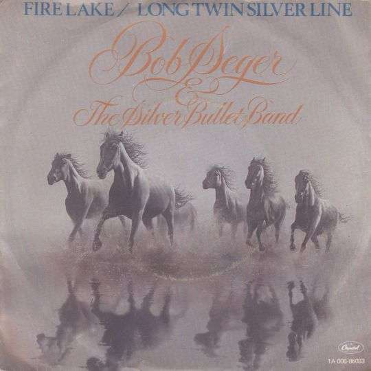 Coverafbeelding Fire Lake - Bob Seger & The Silver Bullet Band