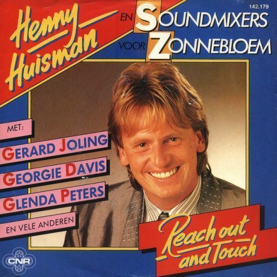 Coverafbeelding Reach Out And Touch - Henny Huisman En Soundmixers Voor Zonnebloem