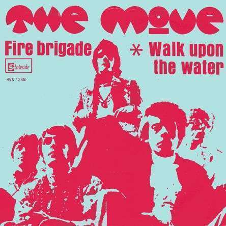 Coverafbeelding Fire Brigade - The Move