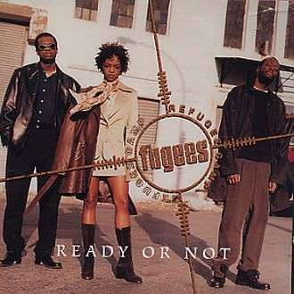 Coverafbeelding Ready Or Not - Fugees : Refugee Camp