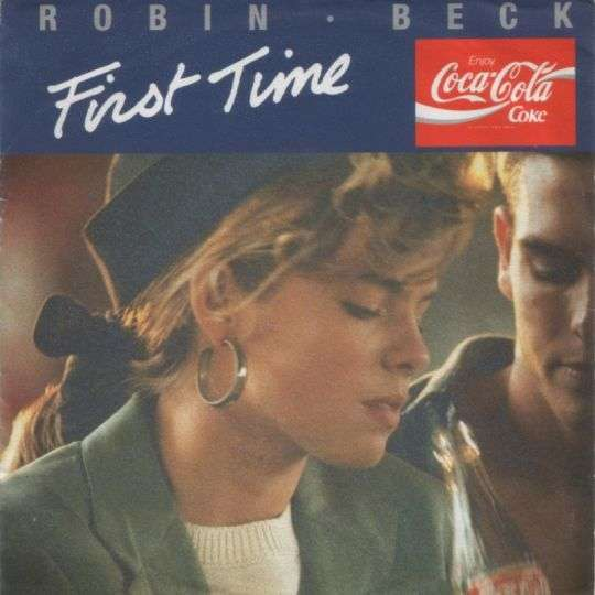 Coverafbeelding Robin Beck - First Time