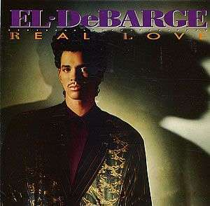 Coverafbeelding Real Love - El Debarge