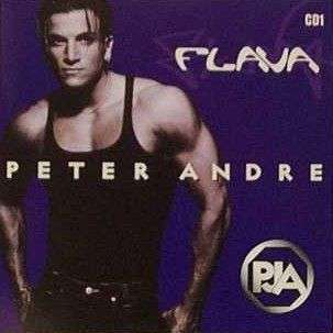 Coverafbeelding Flava - Peter Andre
