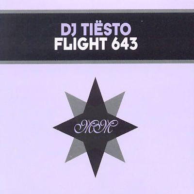 Coverafbeelding Flight 643 - Dj Ti�sto