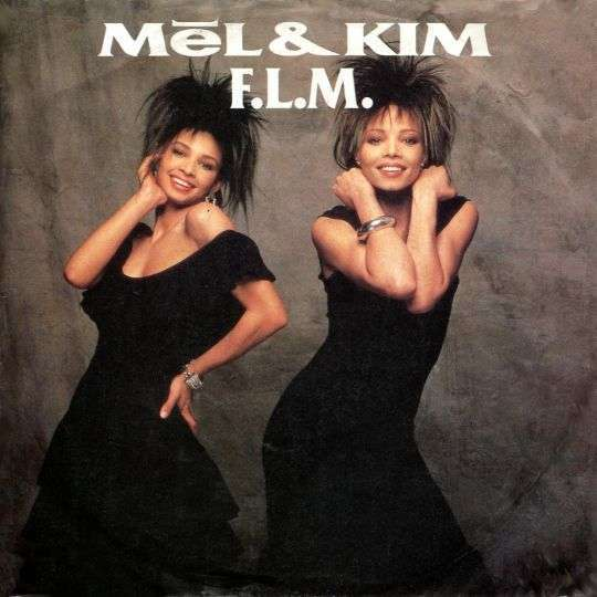 Coverafbeelding F.l.m. - Mel & Kim