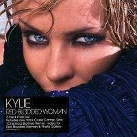 Coverafbeelding Kylie - Red Blooded Woman