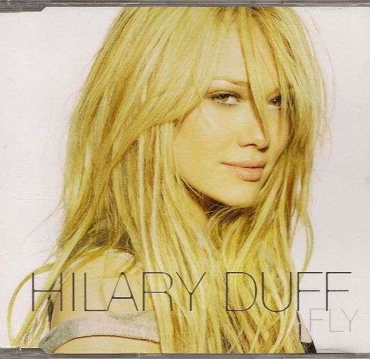 Coverafbeelding Fly - Hilary Duff