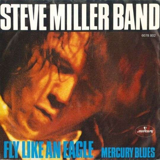 Coverafbeelding Fly Like An Eagle - Steve Miller Band