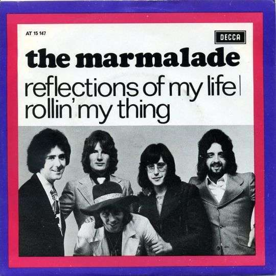 Coverafbeelding Reflections Of My Life - The Marmalade