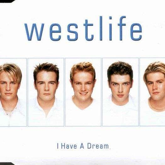Coverafbeelding I Have A Dream/ Flying Without Wings - Westlife
