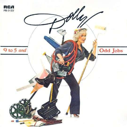 "Coverafbeelding 9 To 5 [""9 To 5 And Odd Jobs""] - Dolly"