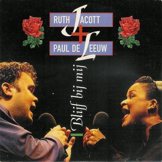 Coverafbeelding Blijf Bij Mij - Ruth Jacott + Paul De Leeuw