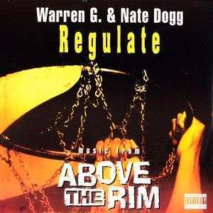 Coverafbeelding Regulate - Warren G. & Nate Dogg