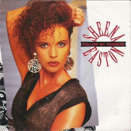 Coverafbeelding Follow My Rainbow - Sheena Easton