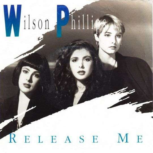 Coverafbeelding Wilson Phillips - Release Me