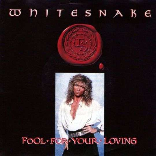 Coverafbeelding Fool For Your Loving - Whitesnake