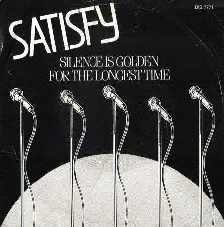 Coverafbeelding For The Longest Time - Satisfy