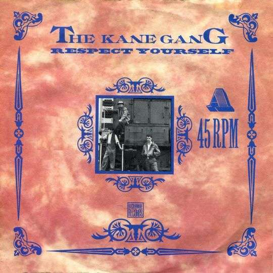 Coverafbeelding Respect Yourself - The Kane Gang