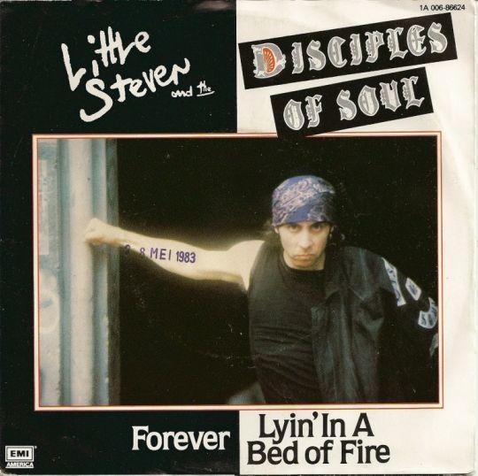 Coverafbeelding Little Steven and The Disciples Of Soul - Forever
