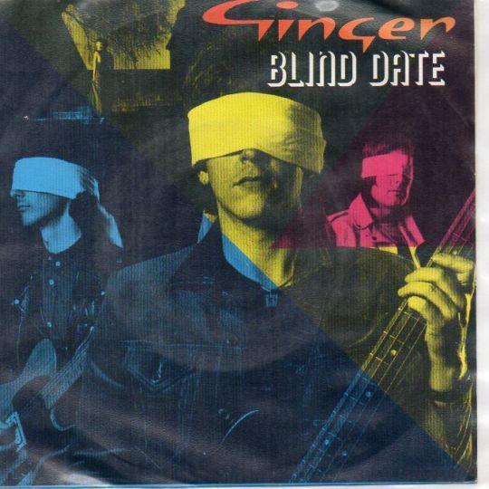 Coverafbeelding Ginger - Blind Date