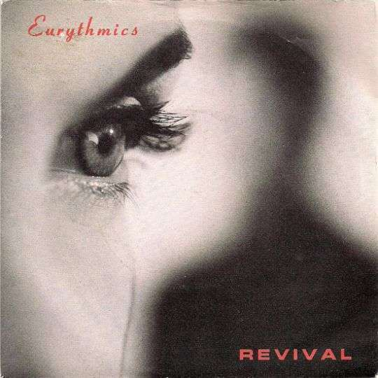Coverafbeelding Revival - Eurythmics
