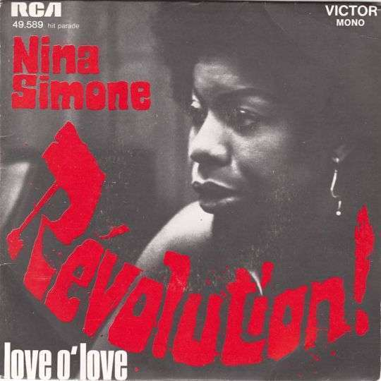 Coverafbeelding R�volution! - Nina Simone