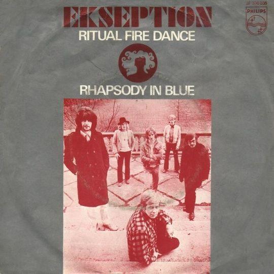 Coverafbeelding Rhapsody In Blue - Ekseption