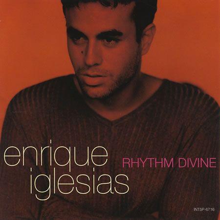 Coverafbeelding Rhythm Divine - Enrique Iglesias