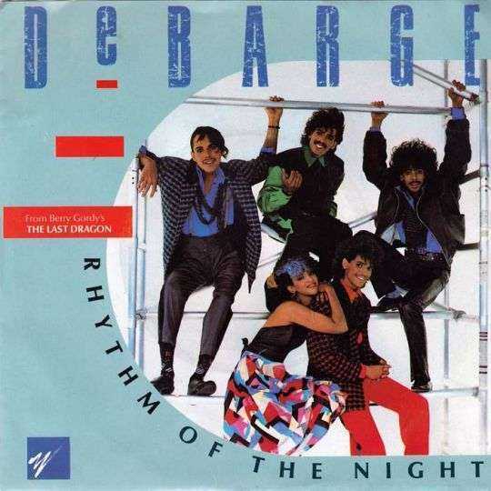 Coverafbeelding Rhythm Of The Night - Debarge