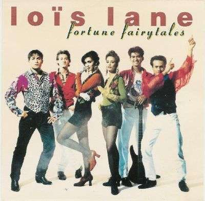 Coverafbeelding Fortune Fairytales - Loïs Lane
