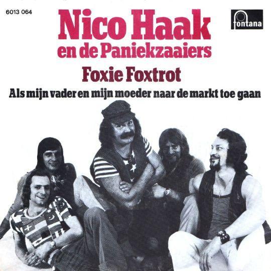 Coverafbeelding Foxie Foxtrot - Nico Haak En De Paniekzaaiers