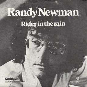 Coverafbeelding Randy Newman - Rider In The Rain