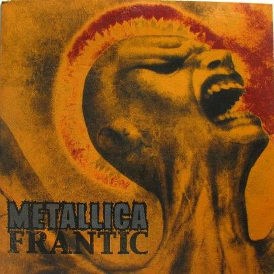 Coverafbeelding Metallica - Frantic