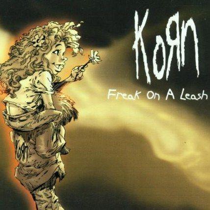 Coverafbeelding Korn - Freak On A Leash
