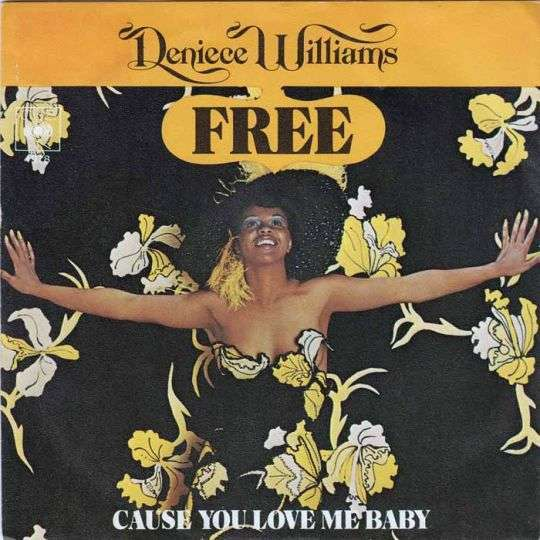Coverafbeelding Free - Deniece Williams