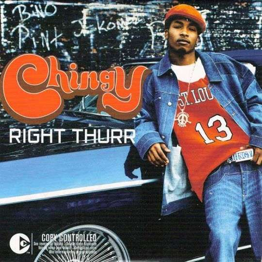 Coverafbeelding Right Thurr - Chingy