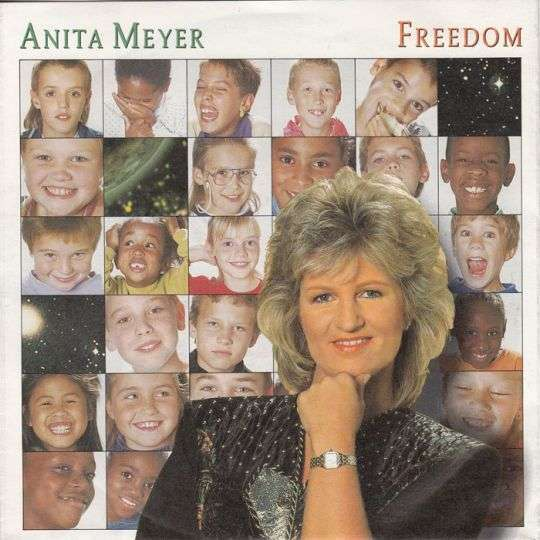 Coverafbeelding Anita Meyer - Freedom