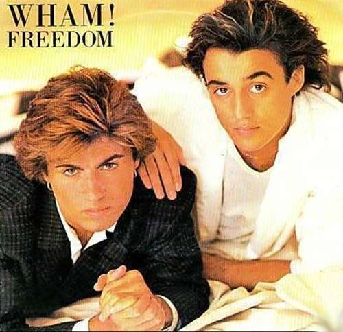 Coverafbeelding Freedom - Wham!