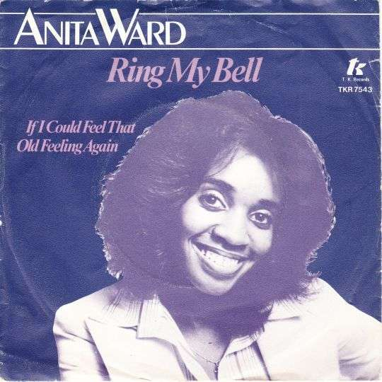 Coverafbeelding Anita Ward - Ring My Bell
