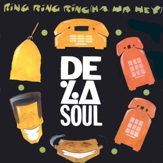 Coverafbeelding Ring Ring Ring (Ha Ha Hey) - De La Soul