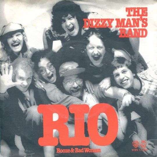 Coverafbeelding Rio - The Dizzy Man's Band