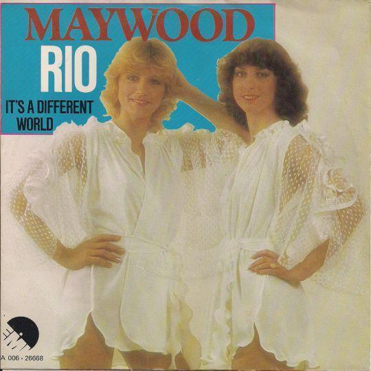 Coverafbeelding Rio - Maywood